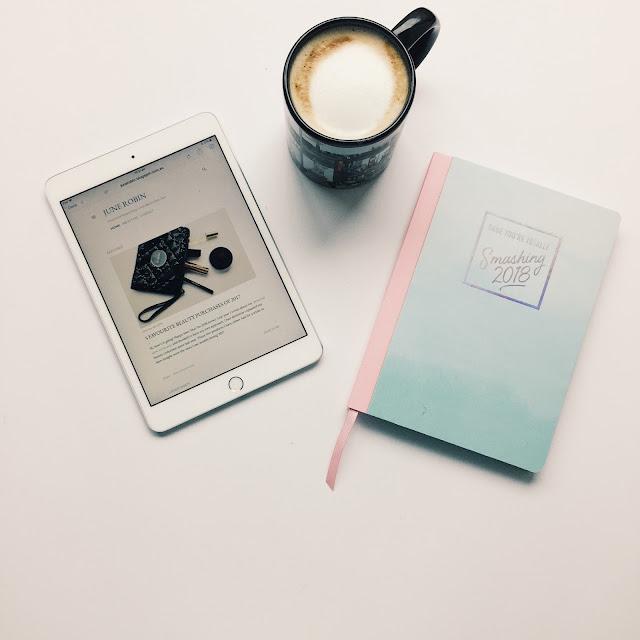 Typo 2018 Diary