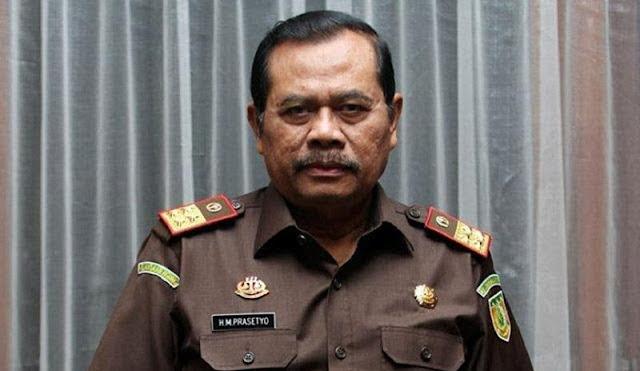 Terungkap! Jaksa Agung M. Prasetyo Disebut Intervensi Penanganan Kasus Korupsi Bandjela Paliudju