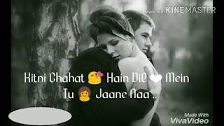 Baaton Ko Teri Whatsapp Status Love Video