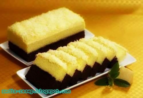 Brownies Keeju Coklat Kukus