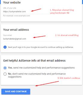 niscaya mereka tau apa itu adsense dan menjadi jalan untuk menghasilkan uang lewat blog nya Cara Daftar Adsense Non Hosted Terbaru 2019