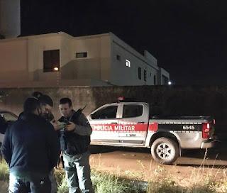 Desconhecidos atiram contra residência de pré-candidato a prefeito na PB, veja vídeo