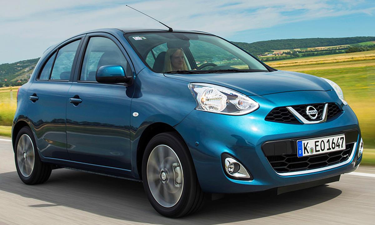 Nissan Micra - Detailed Car Information