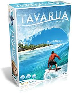 Tavarua board game