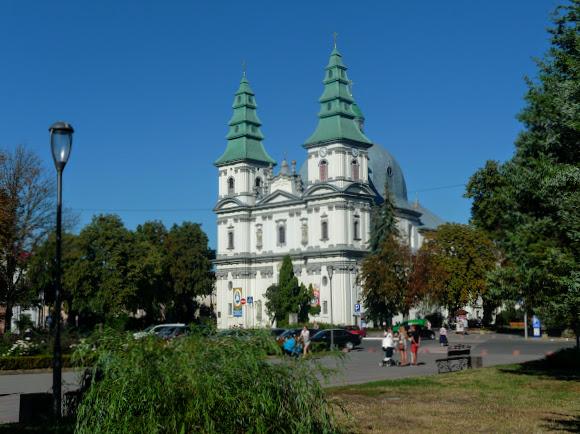 Тернопіль. Кафедральний собор