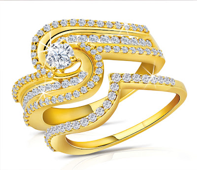 spiral-bridal-diamond-ring imagesoflove