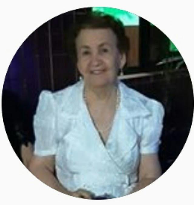 LUTO: Professora elesbonense Geni Coimbra falece aos 78 anos em Teresina.