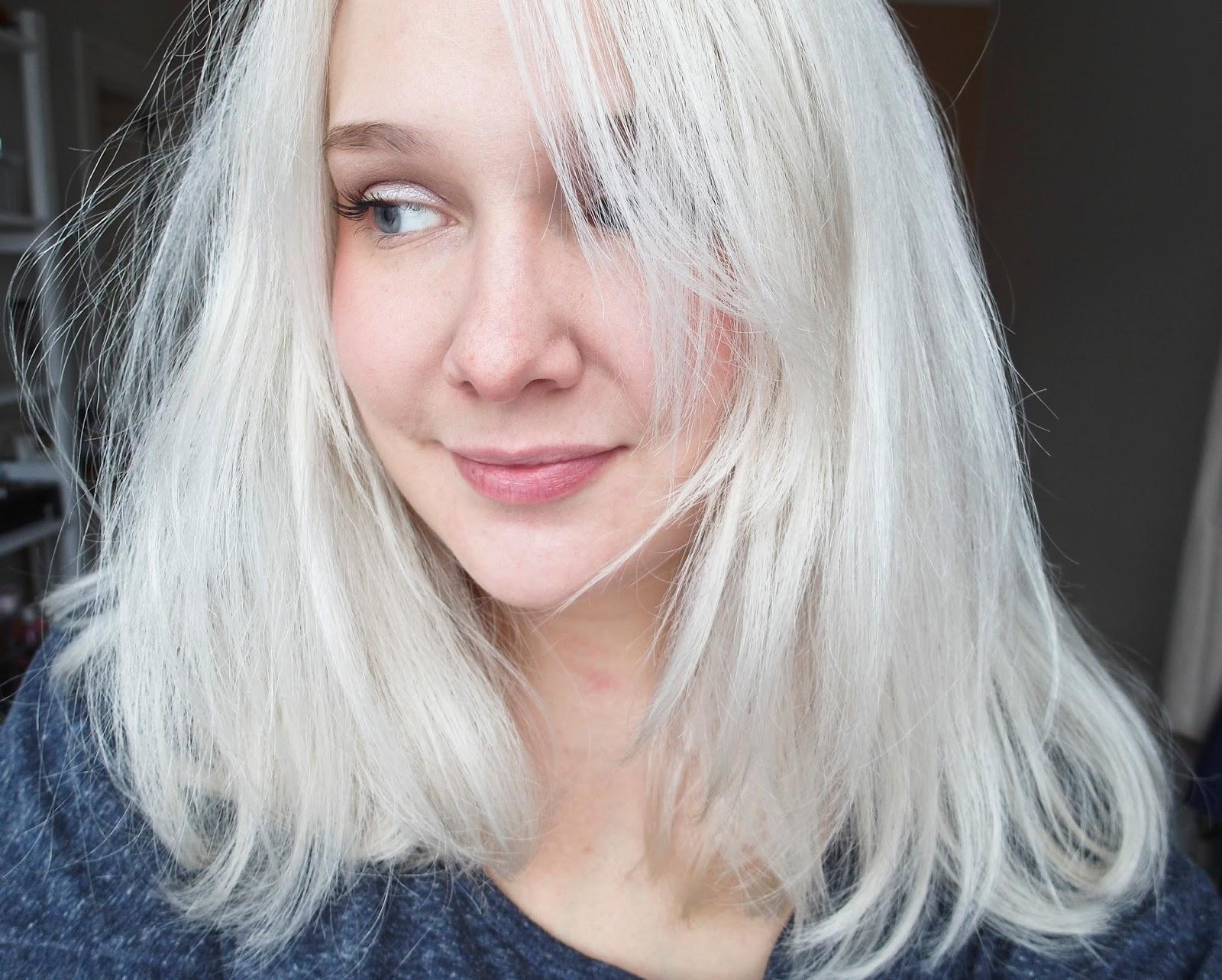Le Blond Presque Blanc Mes Conseils Pour Une Decoloration A La