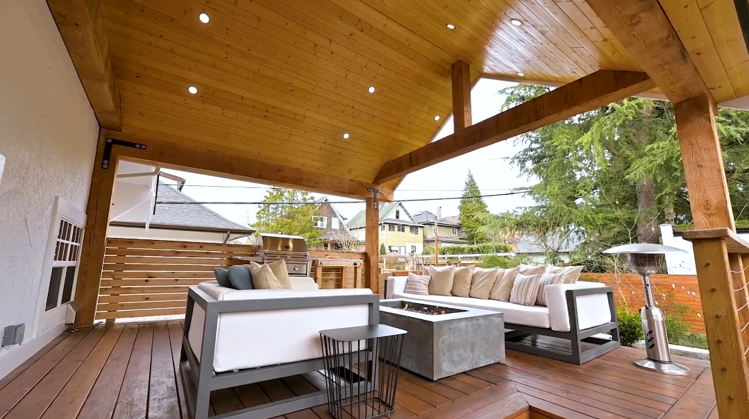 26 Interior Design Photos vs. 2930 Woodland Dr, Vancouver Luxury Home Tour
