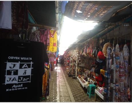 Pasar Pakaian dan Asesoris