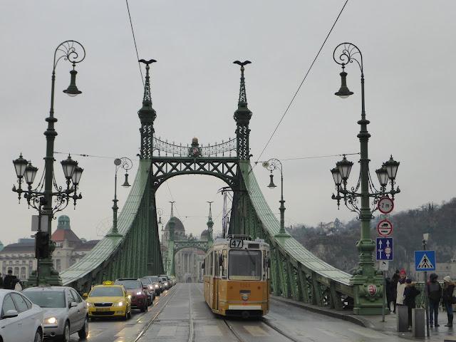 pont de la Liberté Budapest Hongrie