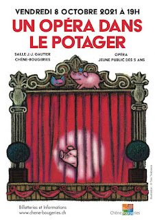 Chêne-Bougerie, octobre 2022