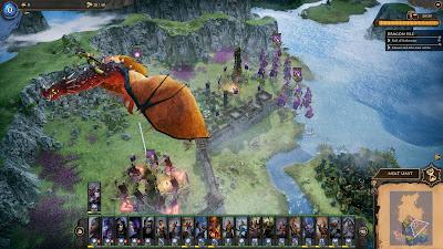 Fantasy General 2 Game Screenshot 7