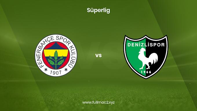 Fenerbahçe - Denizlispor | 05.04.2021 | Full HD izle