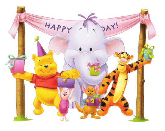 3d Wallpapers For Nokia E63 Cool Images Pooh Bear Birthday