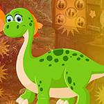 G4K Dinosaur Cub Escape