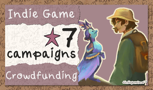 7 Kicking Kickstarters ♥ August/September