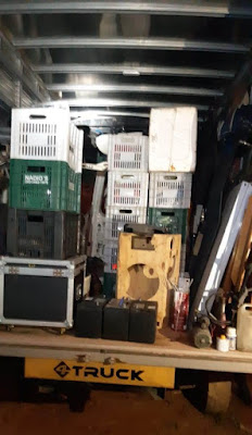 PRF e Polícia Civil descobrem mais um desmanche clandestino em Jacupiranga