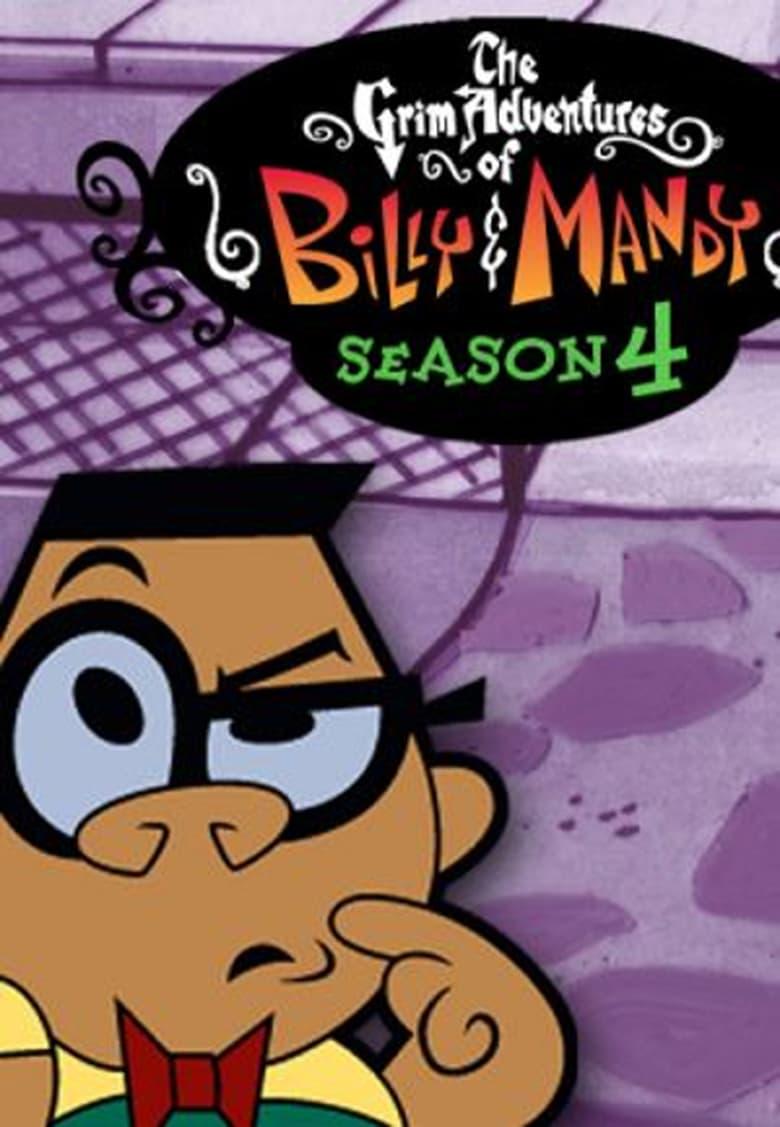 Billy y Mandy Temporada 4 720p Latino/Ingles