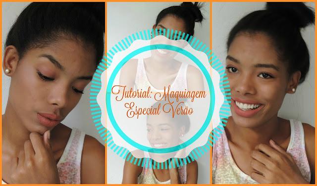 Vídeo: Tutorial Maquiagem Especial Verão