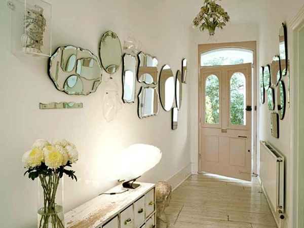 Mirrors Not Only Help Us Get Ready Every Morning, They Can Also Add Sparkle  And Personality To Your Rooms In The Most Unexpected Ways.