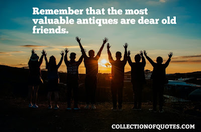 old friend quotes images