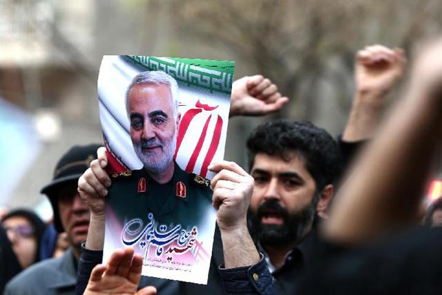 Kematian Jendral Iran Qasem Soleimani
