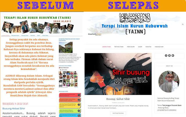 Make Over Blog Terapi Islam Nurun Nubuwwah
