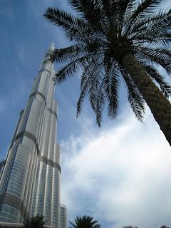 El Burj Khalifa, en Dubai