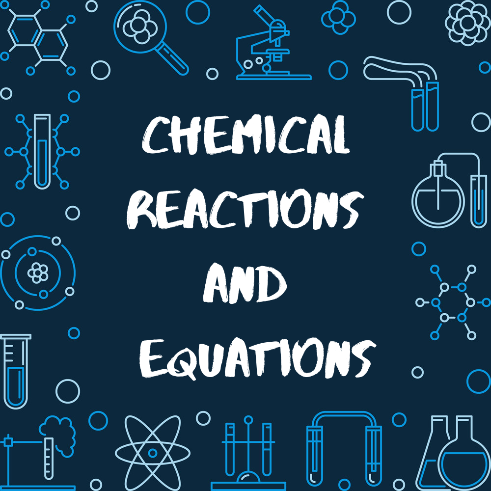 ☞Chemical Reactions & Equations Quiz 1 - Study Time©™