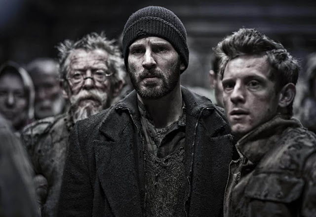 THROUGH THE SNOW / SNOWPIERCER