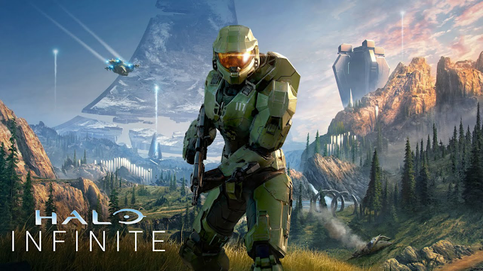 Halo Infinite Leaks Best Collector's Edition With Statue And Steelbook Case