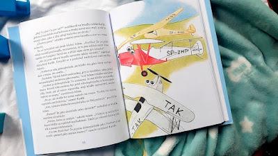 Mezi námi letadly (Iva Hoňková, Libor Špůrek, ilustrace Irena Lachoutová, nakladatelství Grada – Bambook)