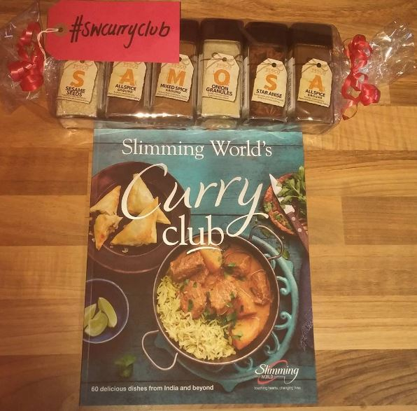 Sugar Pink Food: Slimming World Friendly: Indian Fakeaway