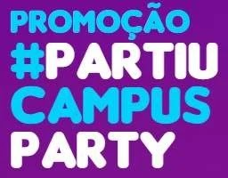 Cadastrar Promoção Prepara Cursos Partiu Campus Party