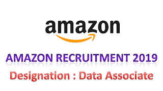 Amazon Hiring Freshers in Chennai 2019
