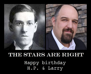 Lovecraft and Larry Correia