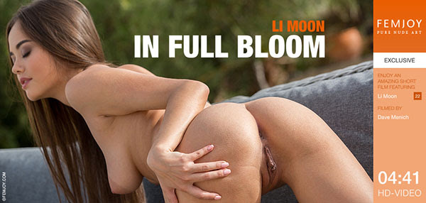 [FemJoy] Li Moon - In Full Bloom