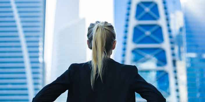 How to become a business leader