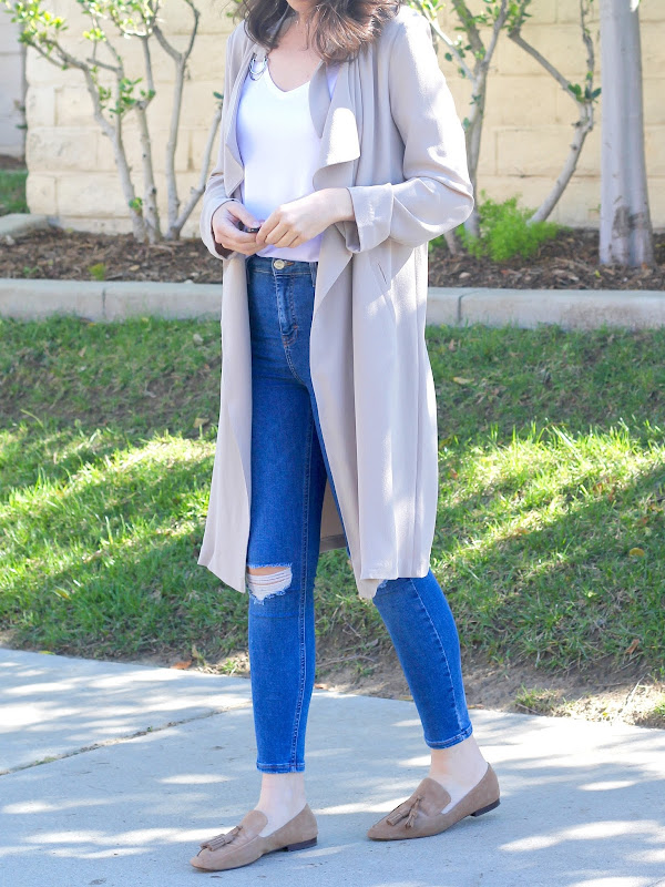 Loafer Outfit