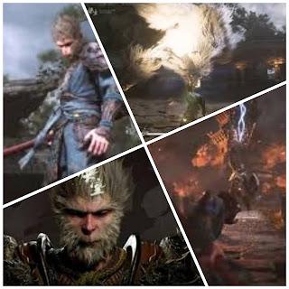 Pengembang Game Black Myth: Wukong yang baru-baru ini Mengungkapkan bahwa mereka terinspirasi dari God of War