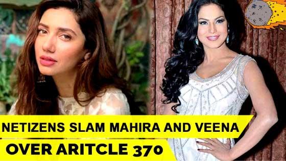 Mahira Khan And Veena Malik Trolled Hard