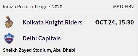 delhi capitals match 11 ipl 2020