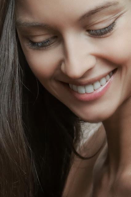 smile, white teeth