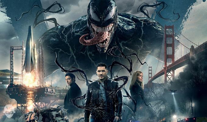 """""""Venom: Tempo de Carnificina"""" sofre pequeno adiamento"""
