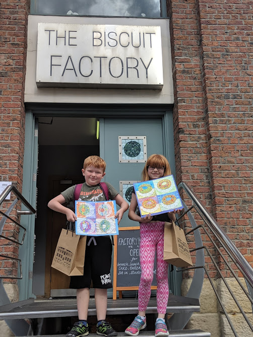 10 Things To Do In Ouseburn  - The Biscuit Factory