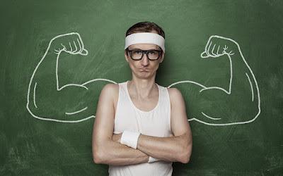 7 Penyebab Gagal Membentuk Otot Tubuh