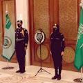 Viral di Medsos, Tentara Wanita Pengawal Raja Salman Gegerkan Dunia