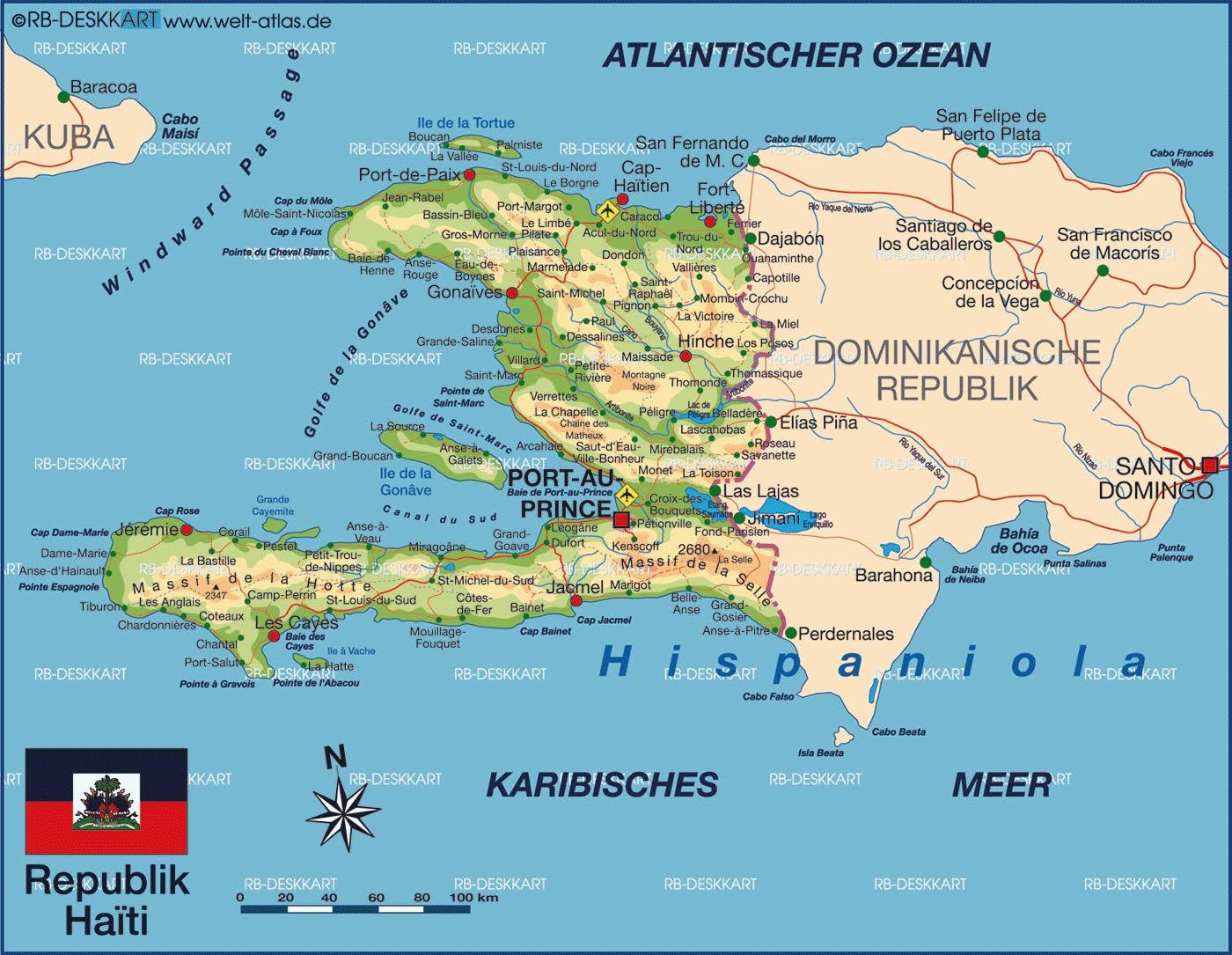 FoodFuel: Haiti's Quake, Hurricanes, Political Upheavals, Food