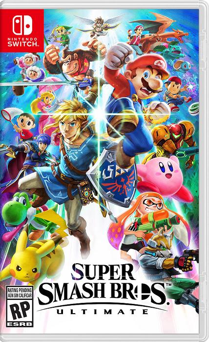Super Smash Bros Ultimate NSP Switch